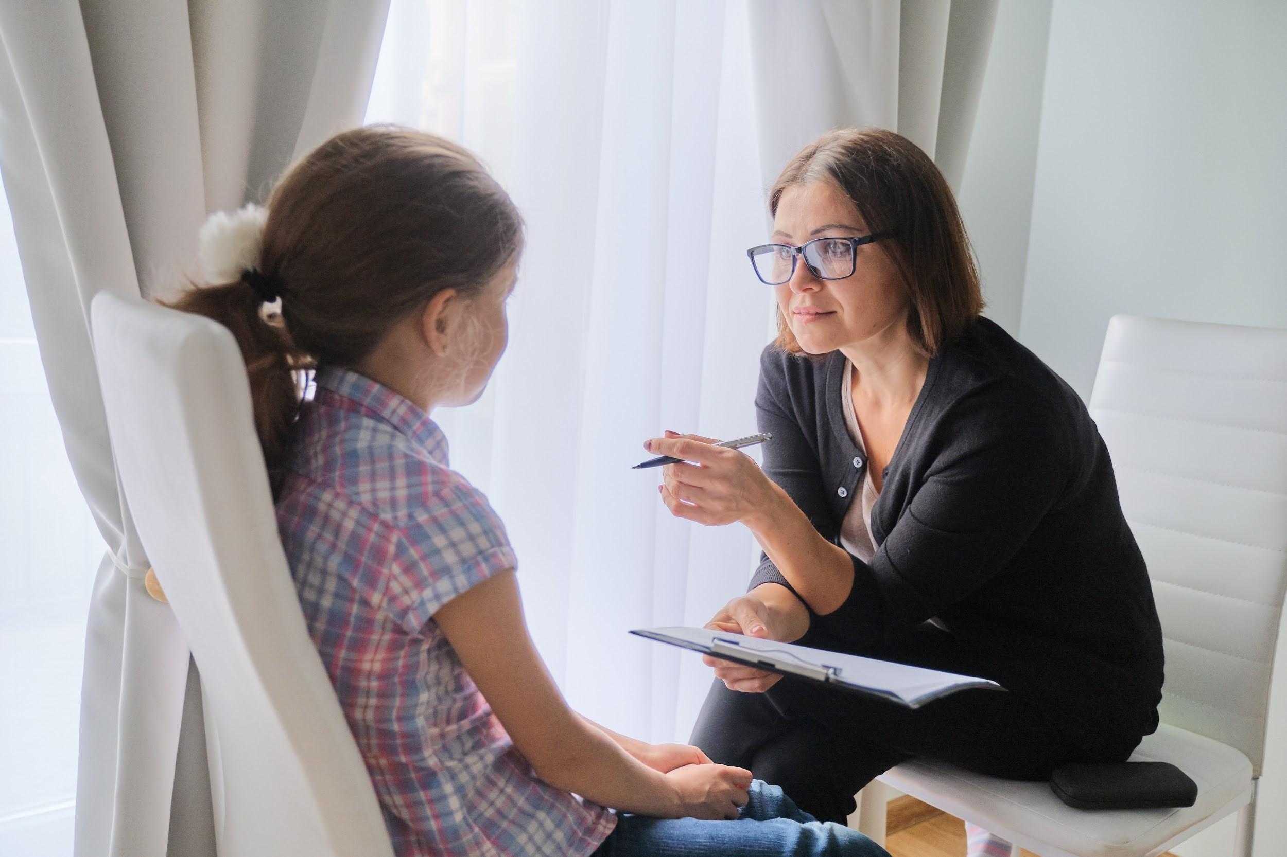 Orosanmälan utsatta barn