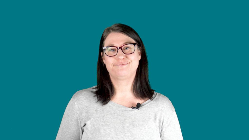 Frida Tilstam, kurslärare Hälsa hos utsatta barn