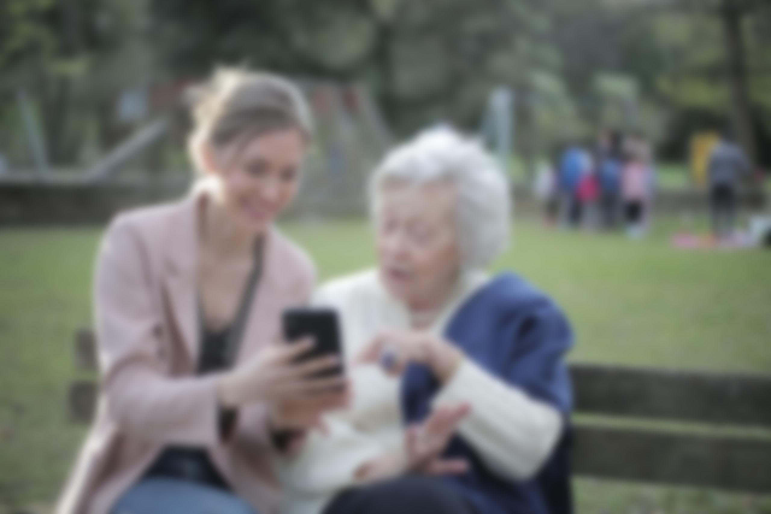 Bemötande av äldre